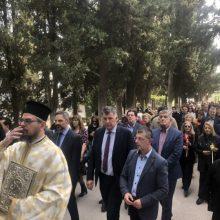 kozan.gr: Aρκετός κόσμος στην έξοδο του Ιερού Επιταφίου στον Ιερό Κοιμητηριακό Ναό του Αγίου Γεωργίου Κοζάνης (40 Φωτογραφίες & Βίντεο 7′)