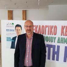 kozan.gr: Χύτρα ειδήσεων: Υποψήφιος με το συνδυασμό «Δύναμη Προοπτικής» του Φ. Κεχαγιά ο Βασίλειος Δαλαγιώργος