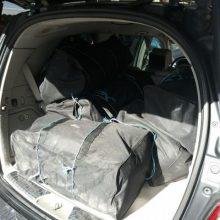 Σύλληψη 44χρονου αλλοδαπού για μεταφορά στην Ελληνική Επικράτεια μεγάλης 72 κιλών ακατέργαστης κάνναβης, με σκοπό την περαιτέρω διακίνησή της (Φωτογραφίες)