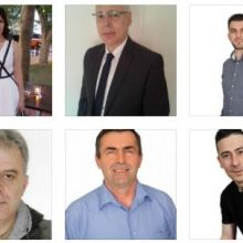 Tα βιογραφικά 10 υποψηφίων του συνδυασμού «Μπροστά για την Εορδαία» με υποψήφιο Δήμαρχο Εορδαίας Γ. Καραβασίλη