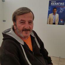 kozan.gr: Χύτρα ειδήσεων: Υποψήφιος με τον συνδυασμό «Δύναμη Προοπτικής» του Φ. Κεχαγιά ο Λάζαρος Τσολακίδης από τα Σιδερά Κοζάνης
