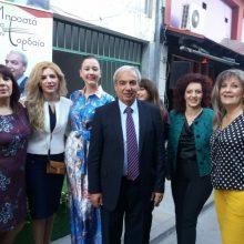 kozan.gr: Πραγματοποιήθηκαν τα εγκαίνια του Εκλογικού Κέντρου «Μπροστά για την Εορδαία» με υποψήφιο Δήμαρχο Εορδαίας τον Γ. Καραβασίλη (Φωτογραφίες & Βίντεο)