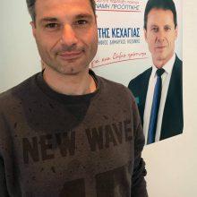 kozan.gr: Χύτρα ειδήσεων: Υποψήφιος με το συνδυασμό  «Δύναμη Προοπτικής» , του Φ. Κεχαγιά, ο Αμύντας Μπούρος