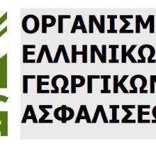 ΕΛ.Γ.Α.: Υποβολή αιτήσεων χορήγησης ενίσχυσης για το σύνολο των ελαιοκομικών εκμεταλλεύσεων, στην Π.Ε. Κοζάνης,  που ζημιώθηκαν από παγετό Ιανουαρίου 2017,  από την Δευτέρα 6 Μαΐου έως και τη  Δευτέρα 20 Μαΐου