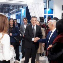 Την 44η Διεθνή Έκθεση Γούνας Καστοριάς επισκέφθηκε ο υποψήφιος Περιφερειάρχης Δυτικής Μακεδονίας Γιώργος Κασαπίδης (Φωτογραφίες)