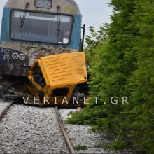 Τραγωδία στη Βέροια: 2 νεκροί από σύγκρουση τρένου με αυτοκίνητο (Φωτογραφίες & Βίντεο)