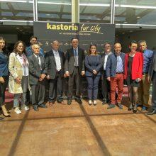 Περιοδεία,  στην Περιφερική Ενότητα Καστοριάς, πραγματοποίησε ο υποψήφιος Περιφερειάρχης Δυτικής Μακεδονίας Γιώργος Κασαπίδης (Φωτογραφίες)