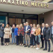 """Τη δήλωση κατάρτισης του συνδυασμού """"αλλάζουμε πορεία"""" για την Περιφέρεια Δυτικής Μακεδονίας κατέθεσε σήμερα Σάββατο 4 Μαΐου, στο Πρωτοδικείο Κοζάνης, ο υποψήφιος Περιφερειάρχης Γιώργος Κασαπίδης (Φωτογραφία)"""