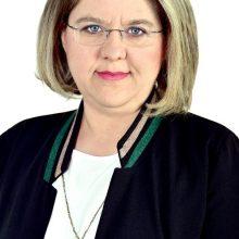 Υποψήφια Δημοτική Σύμβουλος στη Δ.Ε. Νεάπολης, με τον Συνδυασμό «Δύναμη Επανεκκίνησης» του Χρ. Ζευκλή, η  Νικολαΐδου Ευανθία