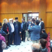 Στο Εργατικό Κέντρο Πτολεμαΐδας- Εορδαίας, μίλησε, το βράδυ του Σαββάτου 4 Μαΐου, σε μέλη και φίλους του Κινήματος Αλλαγής, ο υποψήφιος ευρωβουλευτής του εν λόγω κόμματος Ιωάννης Βαρδακαστάνης (Bίντεο & Φωτογραφίες)