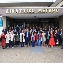 kozan.gr: Έτοιμος ο συνδυασμός της δημοτικής κίνησης «Κοζάνη Τόπος να Ζεις» – Κατέθεσαν, πριν από λίγο, στο Πρωτοδικείο Κοζάνης, τη δήλωση του συνδυασμού για συμμετοχή στις εκλογές της 26ης Μαΐου (Φωτογραφία)