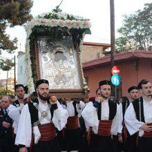 Αναβάλλεται η καθιερωμένη έλευση της Iερής Eικόνας της Παναγίας Ζιδανιώτισσας στην Κοζάνη και η μεγάλη Λιτανεία (Δελτίο τύπου)