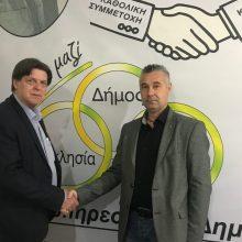 Ανακοίνωση υποψηφίου με τους Αδέσμευτους,ο Μάριος Κοντού υπάλληλος ΔΕΗ από την Κοζάνη