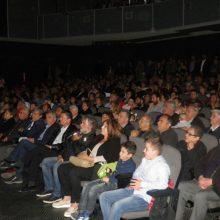 "kozan.gr: Οι πρώτες 35 φωτογραφίες από την παρουσίαση των υποψηφίων και του πολιτικού προγράμματος του συνδυασμού ""Κοζάνη – Τόπος να Ζεις"", στην Αίθουσα Τέχνης, το βράδυ της Δευτέρας 6/5"