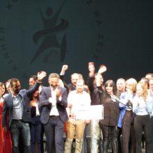 kozan.gr: Βίντεο 24 λεπτά & νέες φωτογραφίες από την εκδήλωση παρουσίασης των υποψηφίων και του πολιτικού προγράμματος του συνδυασμού «Κοζάνη – Τόπος να Ζεις», στην Αίθουσα Τέχνης, το βράδυ της Δευτέρας 6/5