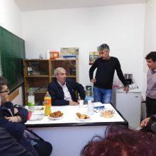 Προβλήματα που αντιμετωπίζει ο Σύλλογος Κομάνου Πτολεμαΐδας συζήτησε ο υποψήφιος δήμαρχος με το συνδυασμό «Μπροστά για την Εορδαία» Γιάννης Καραβασίλης