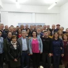 Σε κλίμα αισιοδοξίας η συνάντηση του συνδυασμού «Δημοτική Συνεργασία Δήμου Σερβίων»