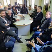 Λάζαρος Μαλούτας – Σύλλογος Εργαζομένων Δήμου Κοζάνης: Στόχος η αποτελεσματική λειτουργία των υπηρεσιών προς όφελος των πολιτών