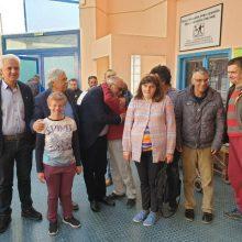 Οι συναντήσεις του κ. Κουρουμπλή στη Κοζάνη και την Καστοριά (Φωτογραφίες)