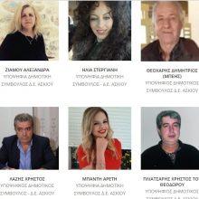 Δείτε όλα τα βιογραφικά των υποψηφίων δημοτικών συμβούλων του συνδυασμού «Ενεργοί Πολίτες» με επικεφαλής τον Δημήτριο Κοσμίδη