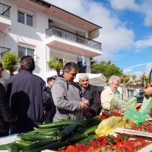 Λειτουργία λαϊκής αγοράς Δήμου Γρεβενών