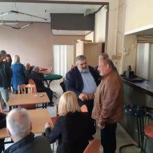 Περιοδεία της «Ενωμένης Εορδαίας» στην Δημοτική Ενότητα Βερμίου (Φωτογραφίες)