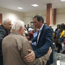 Η πρώτη πολιτική ομιλία του υποψηφίου Δημάρχου Βοΐου Δημήτριου Κοσμίδη στον Πεντάλοφο (Φωτογραφίες)