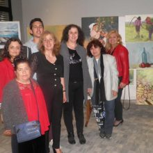 "kozan.gr: Πραγματοποιήθηκαν το απόγευμα της Δευτέρας 13/5, στο φουαγιέ της νέας Δημοτικής Βιβλιοθήκης Κοζάνης,  τα εγκαίνια της 1ης Έκθεσης εικαστικών Τεχνών του συλλόγου ""Αριστοτέλης"" (Φωτογραφίες & Βίντεο)"