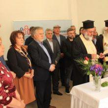 Πραγματοποιήθηκαν τα εγκαίνια του εκλογικού κέντρου της «Δημοτικής Συνεργασίας Δήμου Σερβίων» στα Σέρβια (Φωτογραφιες)