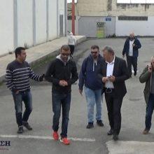 Το ΔΑΚ Κοζάνης επισκέφτηκε ο υποψήφιος Δήμαρχος κ. Κυριάκος Μιχαηλίδης