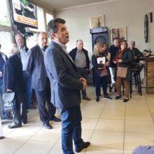 Επισκέψεις υποψηφίου δημάρχου Εορδαίας Στάθη Κοκκινίδη (Φωτογραφίες)
