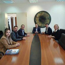 Συνεχίζονται οι επισκέψεις του υποψηφίου Δημάρχου Κοζάνης Φώτη Κεχαγιά (Φωτογραφίες)