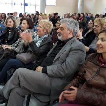 Η Αθηνά Τερζοπούλου στις Σχολές Μαθητείας του Ο.Α.Ε.Δ. και στο Βαρβούτειο Δημοτικό Ωδείο (Φωτογραφίες)
