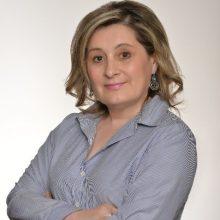 """Η Α. Τερζοπούλου απαντά στον Γ. Καραβασίλη, με αφορμή τη συνέντευξή του στο kozan.gr: """"Για μας η τοπική αυτοδιοίκηση δε λειτουργεί ως η «Κολυμβήθρα του Σιλωάμ»"""