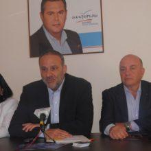 kozan.gr: Στην ΠΕ Κοζάνης περιοδεύει σήμερα, Πέμπτη 16 Μαΐου, εν όψει των ευρωεκλογών, ο εκπρόσωπος του κινήματος των Ανεξαρτήτων Ελλήνων, Νίκος Μαυραγάνης (Βίντεο)