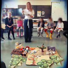 Δημοτική Βιβλιοθήκη Πτολεμαΐδας:  Ένα Παραμυθόδεντρο… στη Ζυρίχη!