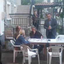 Συνεχίζει τις περιοδείες στο Δήμο Βοΐου ο Επικεφαλής του Συνδυασμού «Ενεργοί Πολίτες» Δημήτριος Κοσμίδης
