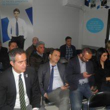 kozan.gr: Στην Κοζάνη ο υποψήφιος Ευρωβουλευτής της Ν.Δ., Κώστας Δέρβος: «Έχει μεγάλη σημασία η νίκη της Ν.Δ. Χρειαζόμαστε μια πολιτική αλλαγή. Οι Έλληνες θέλουν πολύ λιγότερους φόρους και λιγότερες ασφαλιστικές εισφορές, ώστε να δημιουργηθεί ανάπτυξη» (Βίντεο)