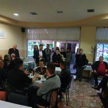 Επισκέψεις του υποψήφιου Δημάρχου Κοζάνης Φώτη Κεχαγιά σε τοπικές Κοινότητες του Δήμου Κοζάνης (Φωτογραφίες)