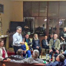 Λάζαρος Μαλούτας στην Ποντοκώμη: Μετέωρη Κοινότητα (Φωτογραφίες)
