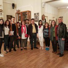 Επισκέψεις – Συναντήσεις υποψηφίου δημάρχου Εορδαίας Κοκκινίδη Στάθη (Φωτογραφίες)