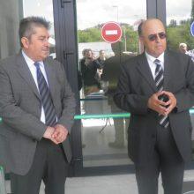 kozan.gr: Τα εγκαίνια του νέου κτηρίου του ΔΕΔΔΗΕ, στην Κοζάνη, πραγματοποιήθηκαν σήμερα Παρασκευή 17 Μαΐου