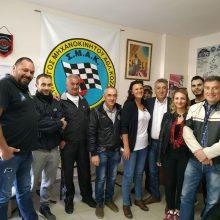 """Επίσκεψη του συνδυασμού """"Μετάβαση για το Δήμο Koζάνης"""" στον ΣΜΑΚ (Φωτογραφίες)"""
