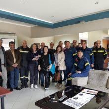 Επισκέψεις – Συναντήσεις υποψηφίου δημάρχου Εορδαίας Κοκκινίδη Στάθη.