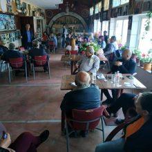 Επισκέψεις του υποψήφιου Δημάρχου Κοζάνης Φώτη Κεχαγιά σε τοπικές Κοινότητες του Δήμου (Φωτογραφίες)