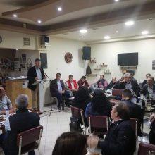 Περιοδεία σε κοινότητες της ΔΕ Δημητρίου Υψηλάντη και στα Αλωνάκια για το συνδυασμό «Κοζάνη ΜΠΡΟΣΤΑ» του Ευάγγελου Σημανδράκου (Φωτογραφίες)