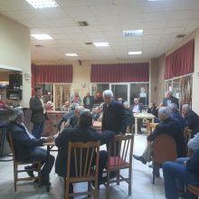 Επισκέψεις – Συναντήσεις υποψηφίου δημάρχου Εορδαίας Κοκκινίδη Στάθη