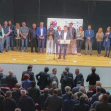 H ομιλία του υποψηφίου Περιφερειάρχη Δυτικής Μακεδονίας Γιώργου Κασαπίδη στα Σέρβια
