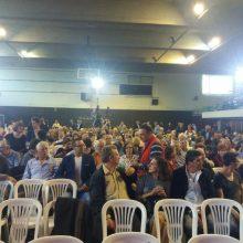 kozan.gr: Ώρα 19:15: Oι πρώτες – πρώτες φωτογραφίες από το ΔΑΚ Κοζάνης για την ομιλία του Αλέξη Τσίπρα – Συνεχίζεται η προσέλευση του κόσμου