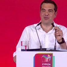 kozan.gr: Koζάνη: H αναφορά του Πρωθυπουργού Αλέξη Τσίπρα στον ράπερ Αναστάσιο Καρακώστα, ευρύτερα γνωστού ως Υποχθόνιου (με καταγωγή από τη Σιάτιστα Κοζάνης) για το κάλεσμα του τελευταίου (μέσω σποτ για τις Ευρωεκλογές)  στους πολίτες να ψηφίσουν (Βίντεο)